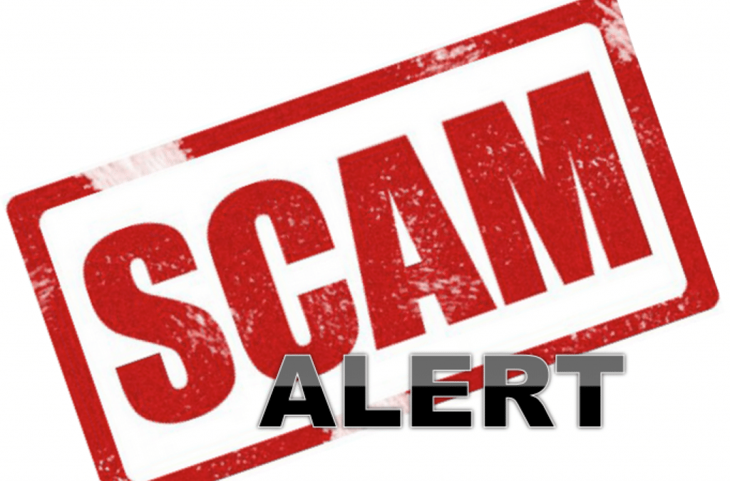Tech Support SCAM – 877-299-9458