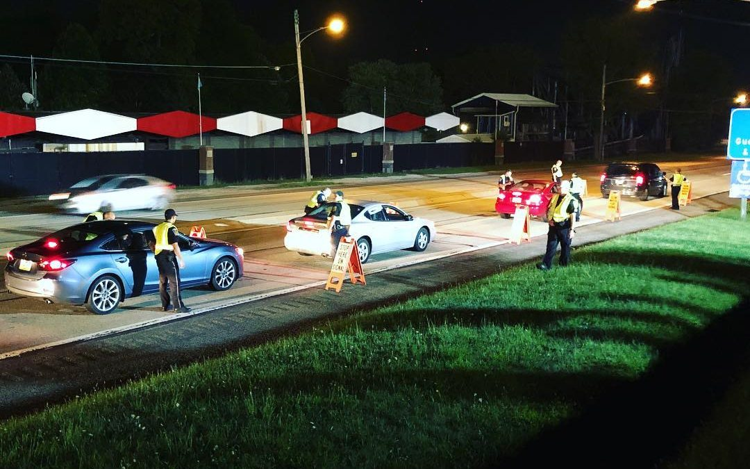 West Mifflin DUI Checkpoint 2018 – the statistics